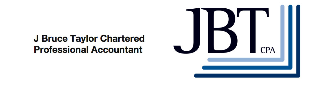 J Bruce Taylor Chartered Professional Accountant